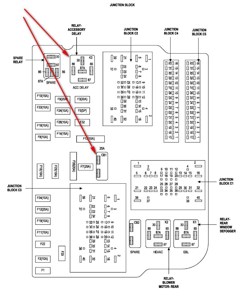2005 Durango Power Windows Wiring Diagram - Humidistat Wiring Diagram For  60 - rccar-wiring.2010menanti.jeanjaures37.frWiring Diagram Resource
