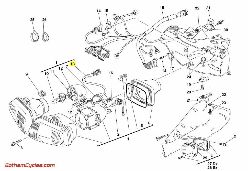 748 ducati ignition wiring diagram bk 4985  ducati 1098 headlight wiring free diagram  bk 4985  ducati 1098 headlight wiring