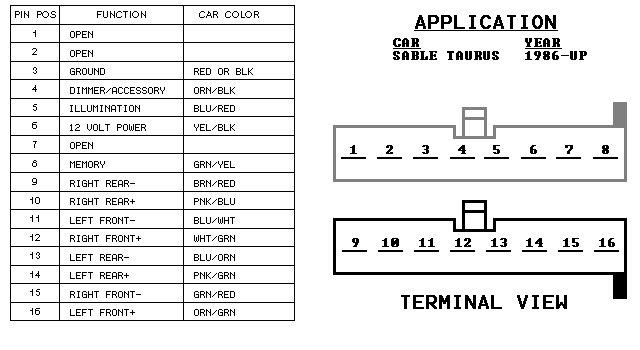 ZX_0618] 01 Mustang Radio Wiring Diagram Free DiagramHylec Dimet Dhjem Marki Scoba Cajos Mohammedshrine Librar Wiring 101