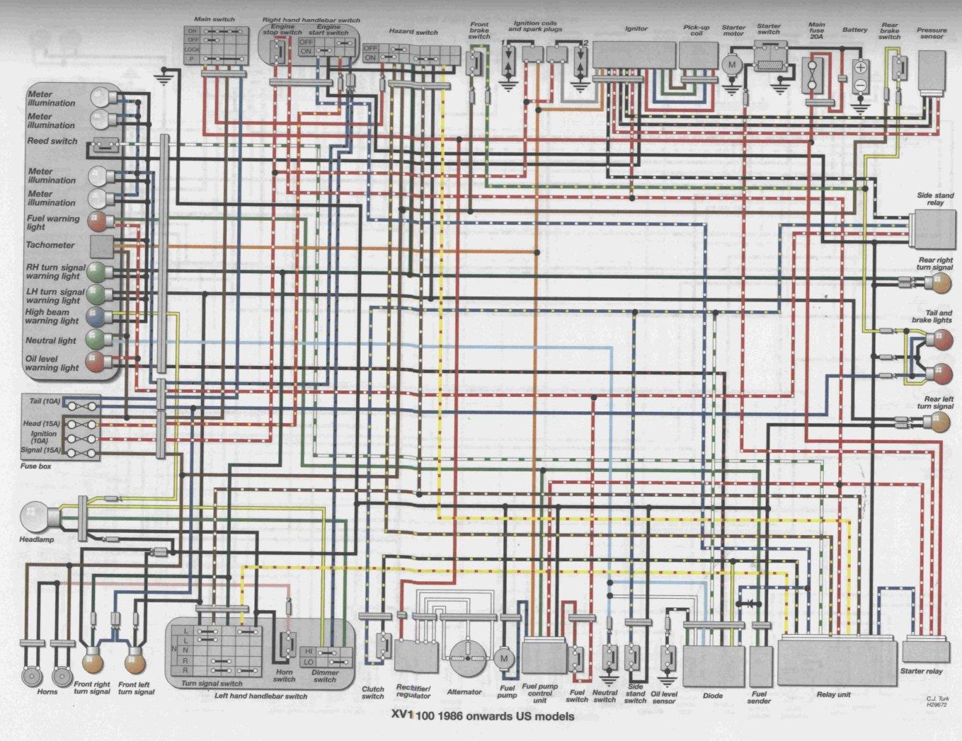 Tremendous 1980 Yamaha 650 Yics Wiring Diagrams Schematic Diagram Download Wiring Cloud Ittabpendurdonanfuldomelitekicepsianuembamohammedshrineorg