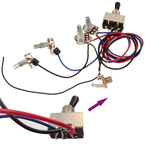Xk 9314 Guitar 3 Way Box Switch Wiring Free Diagram