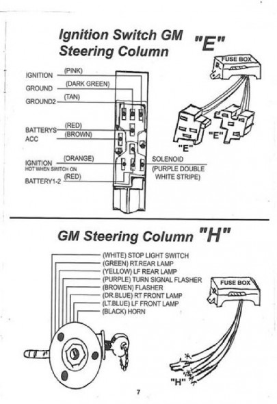 84 chevy steering column wiring diagram - from wiring diagram 1998 ford  ranger fuses list data schematic  santuariomadredelbuonconsiglio.it