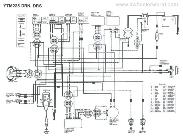 Kawasaki Mojave 250 Wiring Diagram - Schematic wiring diagramcamelotunchained.it