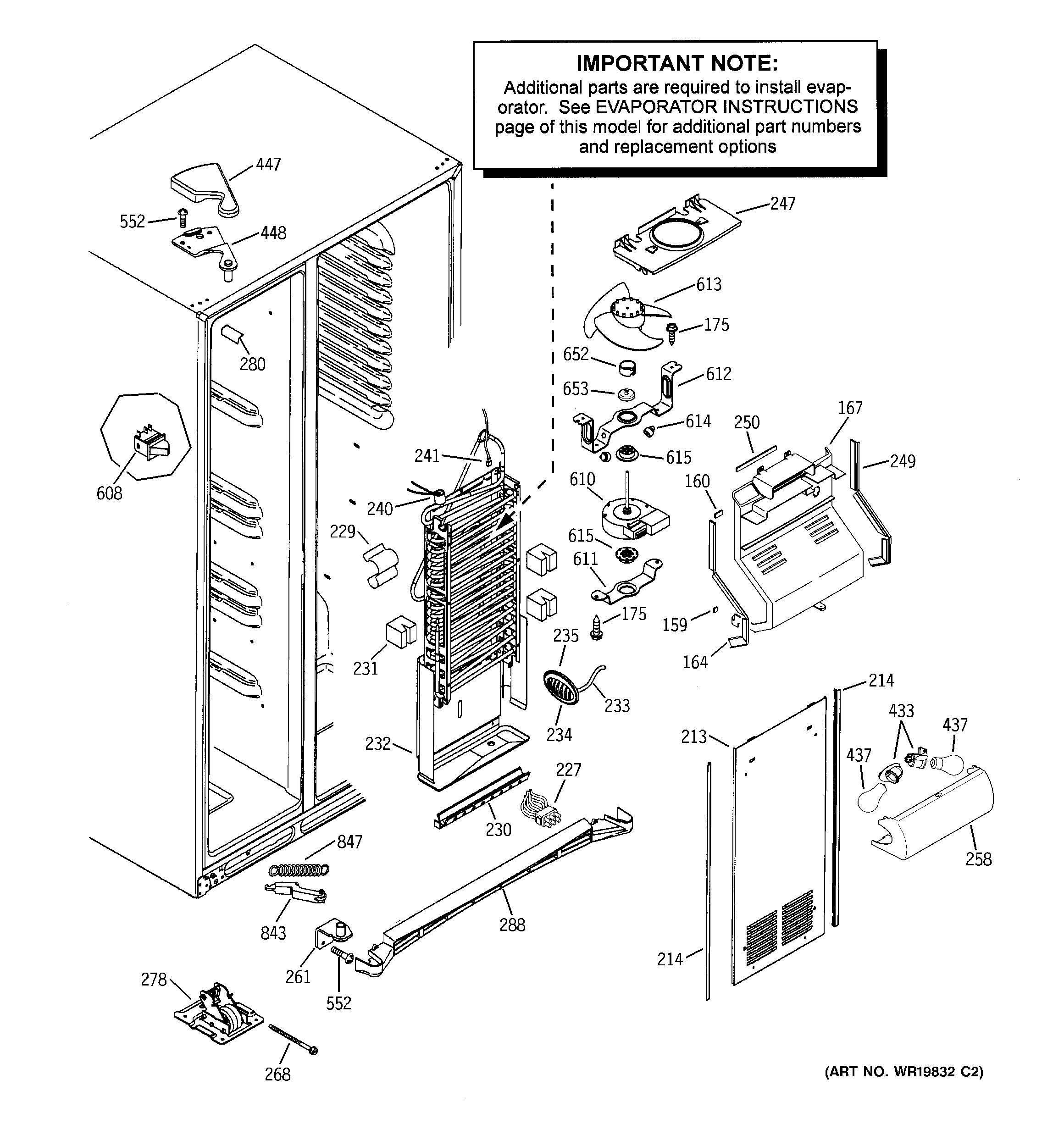 Astonishing Ge Refrigerator Wiring Diagram Free Picture Wiring Diagram Schematic Wiring Cloud Grayisramohammedshrineorg