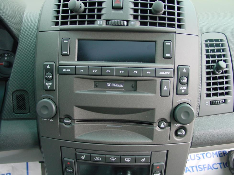 Excellent 2003 2007 Cadillac Cts Sedan Car Audio Profile Wiring Cloud Hisonepsysticxongrecoveryedborg