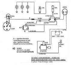 Magnificent Electrical Schematic For 12 V Ford Tractor 8N Google Search 8N Wiring Cloud Hisonepsysticxongrecoveryedborg
