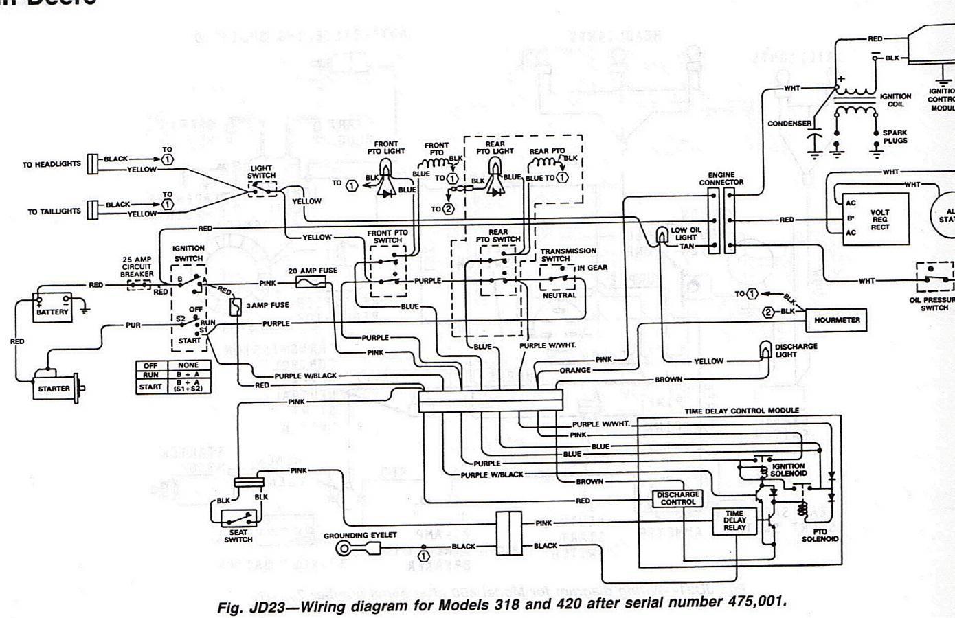 Nd 2800 Wiring Diagram John Deere F525 Also John Deere F525