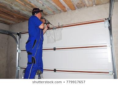 Miraculous Install A Garage Door Images Stock Photos Vectors Shutterstock Wiring Cloud Monangrecoveryedborg