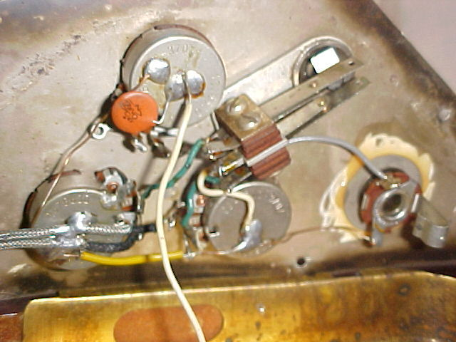Incredible Details Parts The 1967 1971 Gibson Flying V Website Wiring Cloud Filiciilluminateatxorg