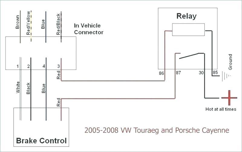 Tekonsha 9030 Wiring Diagram