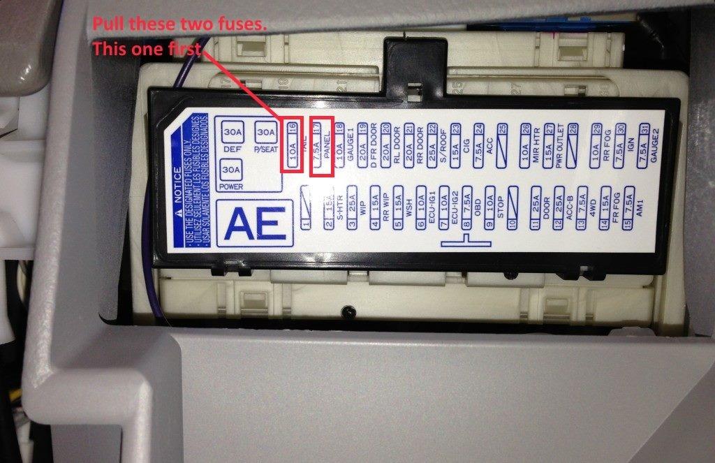 [SCHEMATICS_49CH]  LE_1453] 2010 Toyota Corolla Interior Fuse Box Diagram Wiring Diagram | Fuse Box Diagram Of A 2006 Toyota Corolla S |  | Unec Cette Mohammedshrine Librar Wiring 101