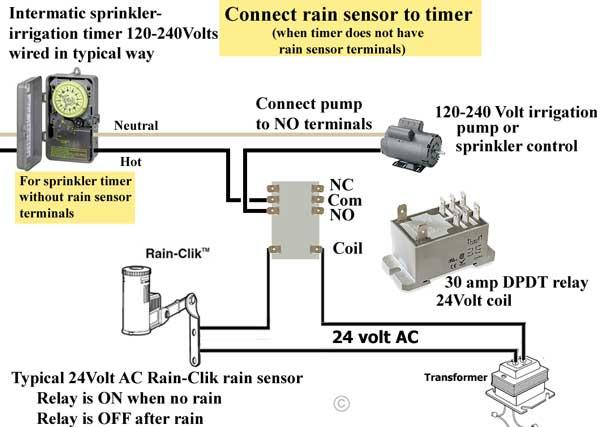 Intermatic Water Heater Timer Wiring Diagram