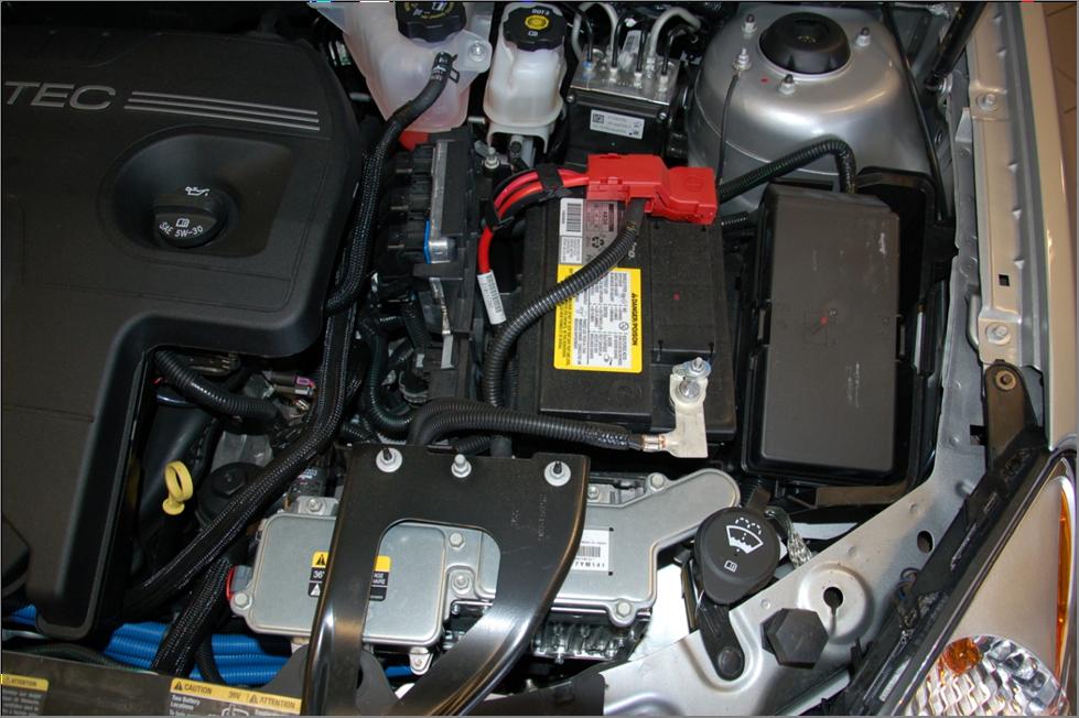 2007 Saturn Vue Hybrid Wiring Diagram