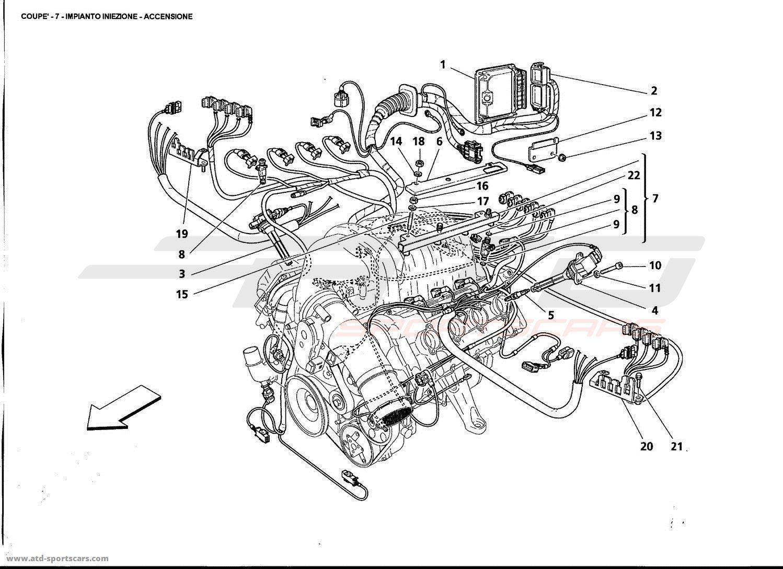 Rt 0433  Wiring Diagram 2010 Maserati Granturismo Free