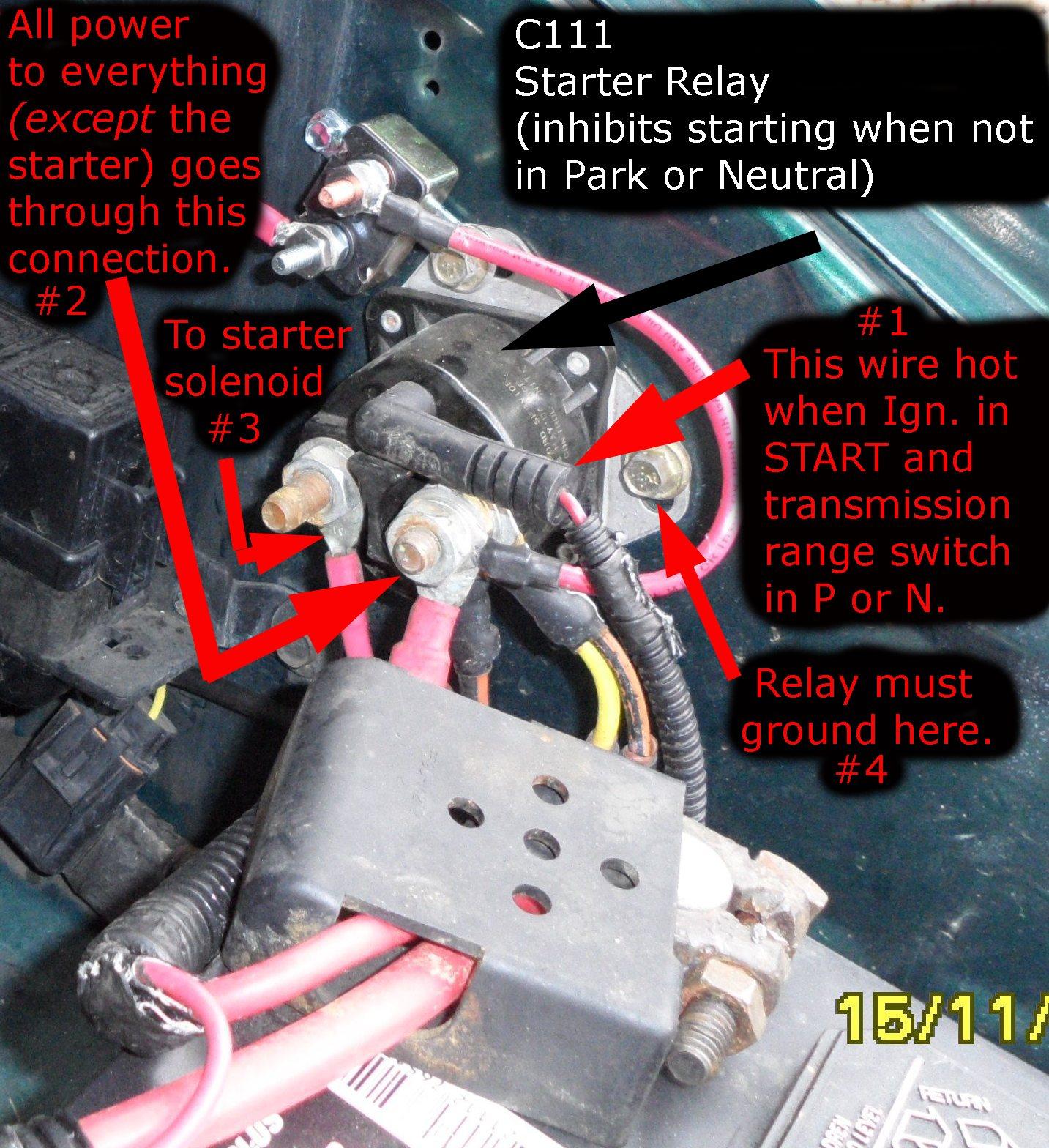 1992 Ford Explorer Wiring Diagram