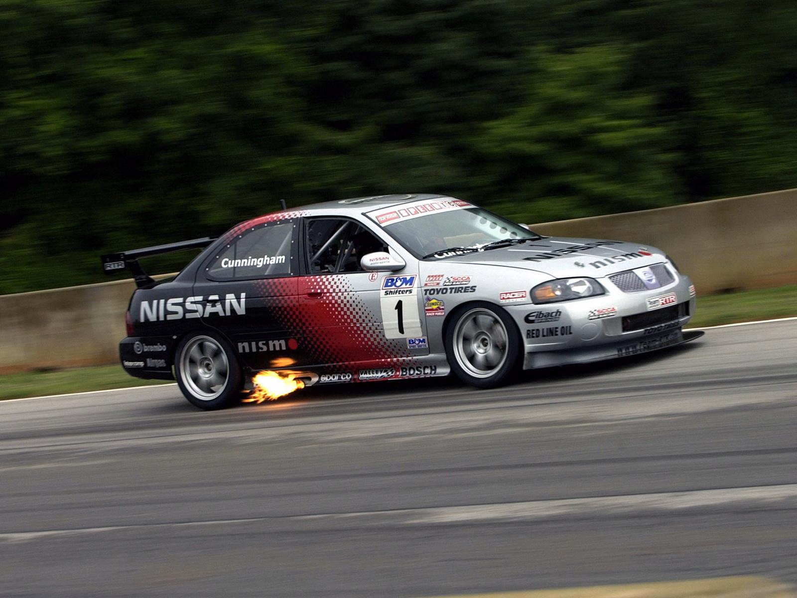 Super Nismo Nissan Sentra Se R Spec V Racing Car B15 2004 Wiring Cloud Uslyletkolfr09Org
