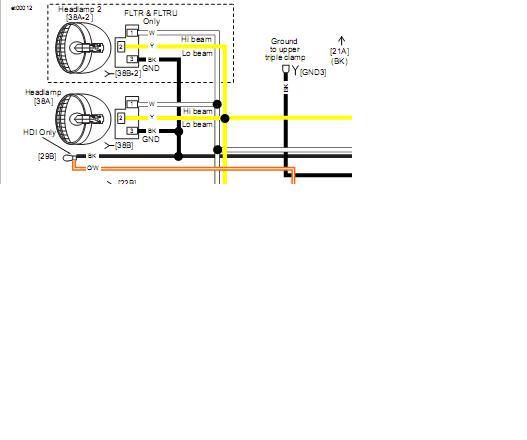 headlight wiring diagram 2016 street glide da 8006  harley ultra classic wiring diagram on harley street  harley ultra classic wiring diagram on