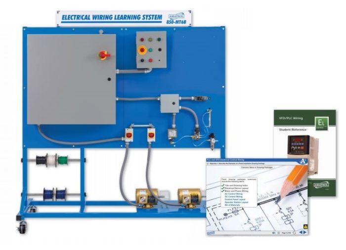 Strange Vfd Wiring And Plc Wiring Electrical Wiring Training Amatrol Wiring Cloud Icalpermsplehendilmohammedshrineorg