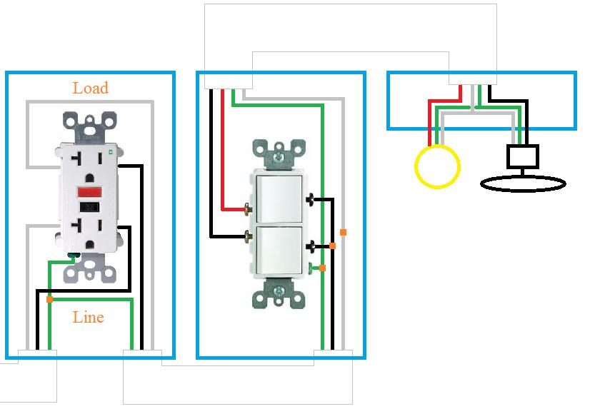 DF_0197] Wiring Diagram Bathroom Fan Light Switch Wiring Diagram Bathroom  Fan Schematic WiringClesi Amenti Timew Barba Clesi Inifo Dome Mohammedshrine Librar Wiring 101