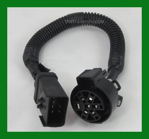 Surprising 7 Way Harness Adapter Dodge To Gm Ford Oem 7 Pin Adaptor The Wiring Cloud Filiciilluminateatxorg
