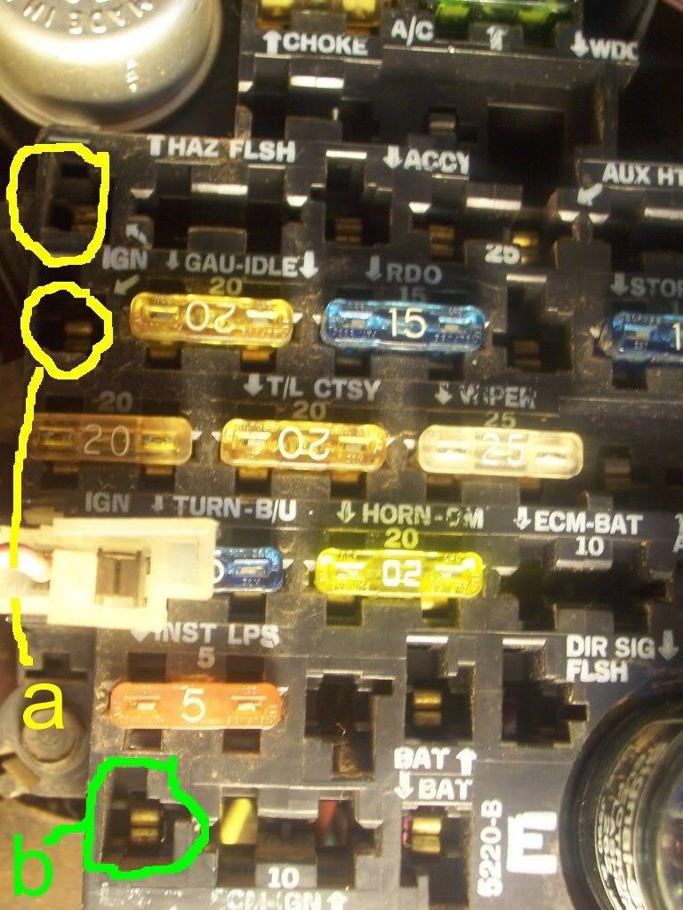 [DIAGRAM_3NM]  OZ_6874] 1987 Chevy Truck Fuse Diagram Download Diagram | 1983 K5 Blazer Fuse Box |  | Wedab Ologi Dylit Cajos Odga Mohammedshrine Librar Wiring 101