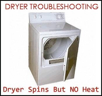 Surprising Dryer Spins But No Heat How To Troubleshoot Wiring Cloud Vieworaidewilluminateatxorg