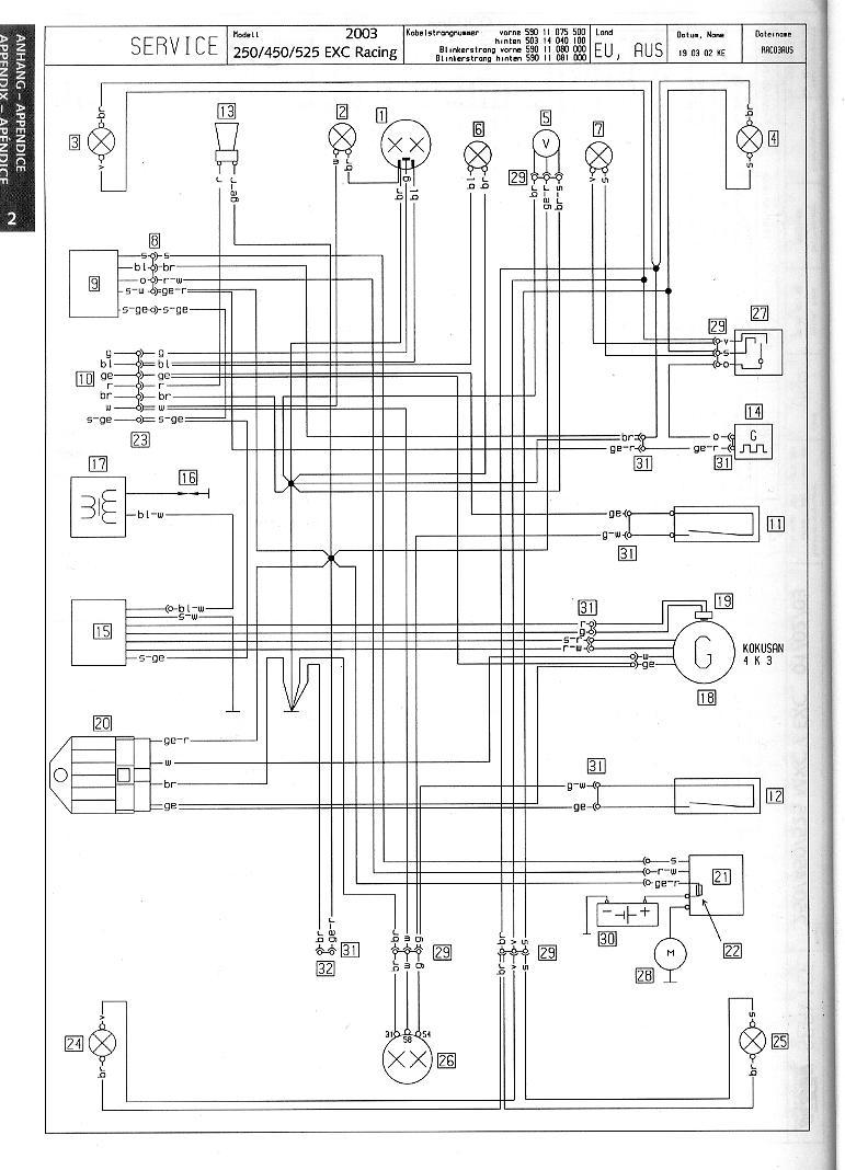 Ktm 250 Wiring Diagram Wiring Diagram Solid Steel Solid Steel Antichitagrandtour It