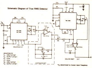 see wiring diagram of true rms circuit sl 8638  see wiring diagram of true rms circuit  see wiring diagram of true rms circuit