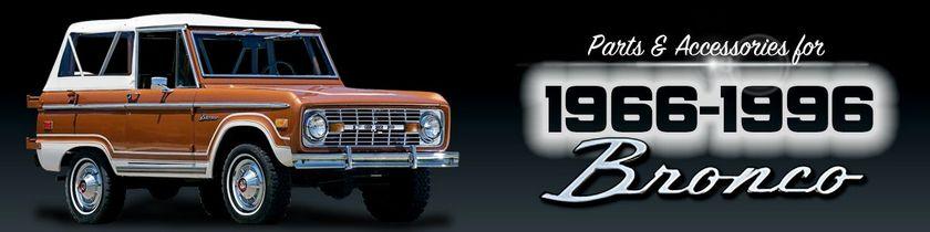 Pleasant 1966 96 Vintage Ford Bronco Restoration Parts Accessories Wiring Cloud Vieworaidewilluminateatxorg