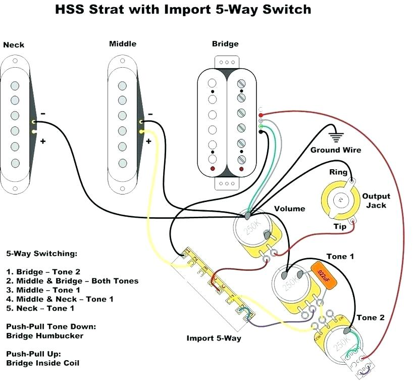 7 Way Wiring Diagram Stratocaster   Give Your Fender