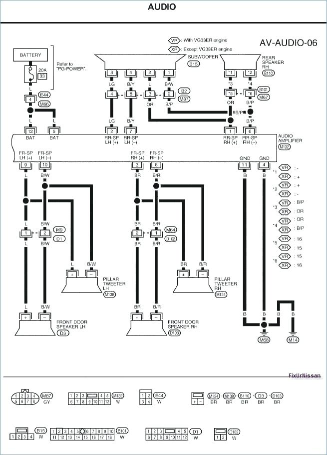 ox6808 2001 nissan sentra stereo wiring diagram schematic