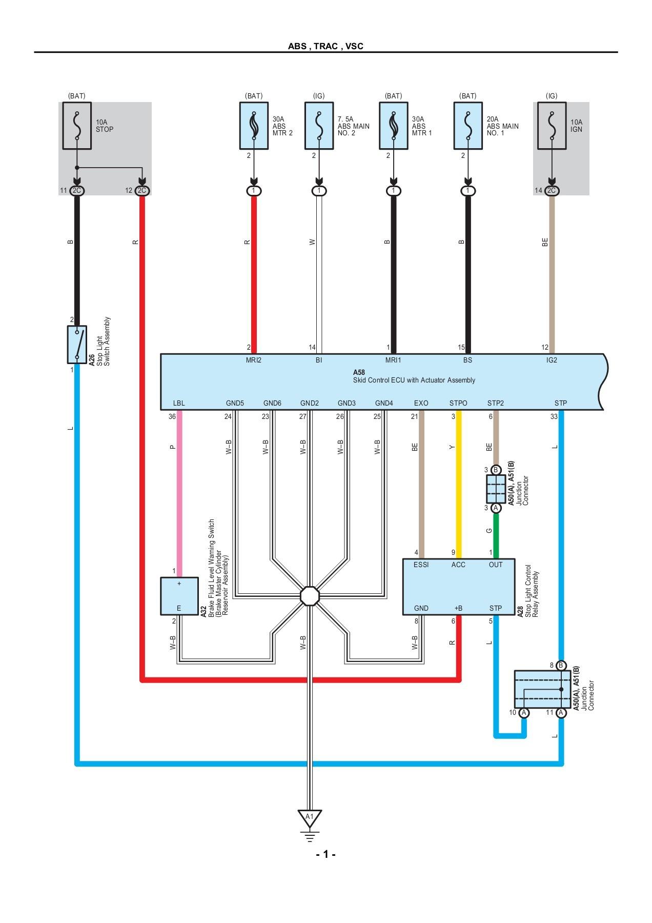 2004 toyota prius wiring diagrams - wiring diagrams variation-tunnel-a -  variation-tunnel-a.alcuoredeldiabete.it  al cuore del diabete