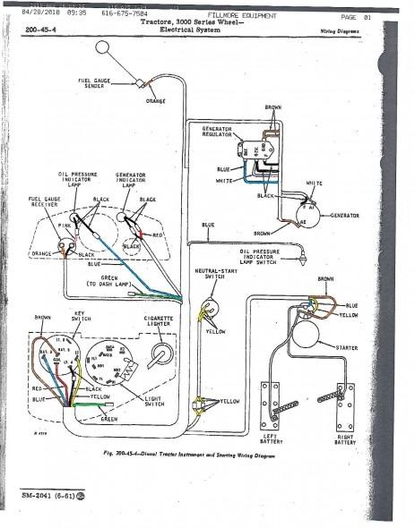 John Deere 4010 Wiring Schematic - 6 Pin Wire Harness Diagram List Data  Schematicbig-data-2.artisticocatalano.it