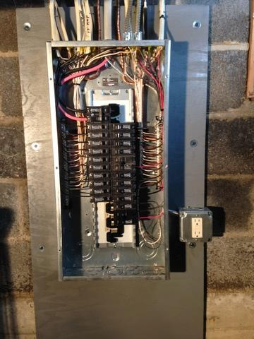 Cool Halco Residential Electric Photo Album Electrical Panel Wiring Cloud Timewinrebemohammedshrineorg