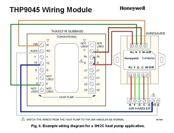 Honeywell Th8320r1003 Wiring Diagram | Bege Wiring DiagramBege Wiring Diagram