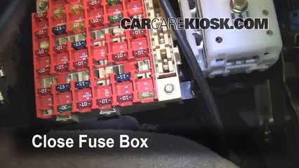 Swell Interior Fuse Box Location 1995 2002 Lincoln Continental 2001 Wiring Cloud Gufailluminateatxorg