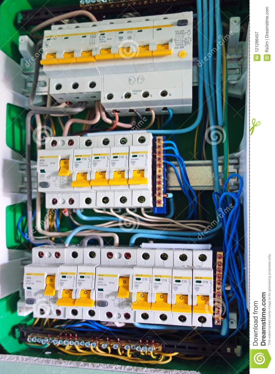 Fy 9291 Wiring Of Electric Board Download Diagram