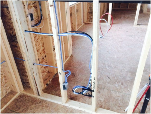 Outstanding Pre Wiring Home Cable General Wiring Diagram Data Wiring Cloud Rometaidewilluminateatxorg