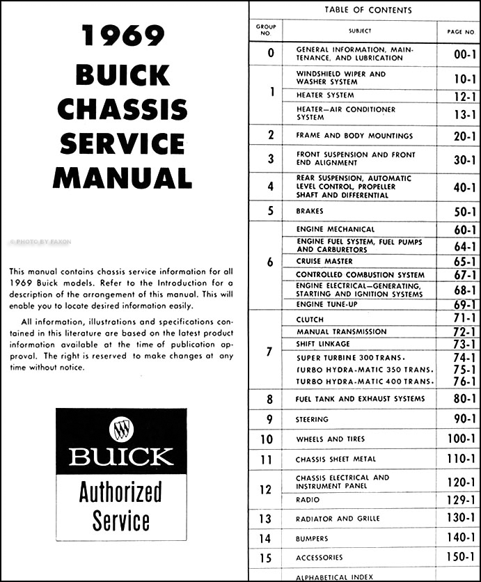 Ff 2492  Buick Electra Wiring Diagram Schematic Wiring