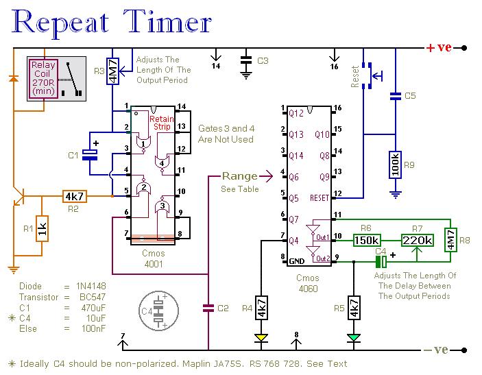 Admirable Long Duration Timer Setup 4060 All About Circuits Wiring Cloud Gufailluminateatxorg