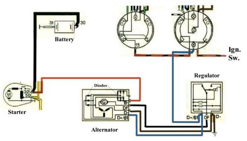 Dual Alternator Wiring Diagram - Euro Motorcycle Wiring Diagram - basic- wiring.yenpancane.jeanjaures37.fr   Twin Alternator Wiring Diagram      Wiring Diagram Resource