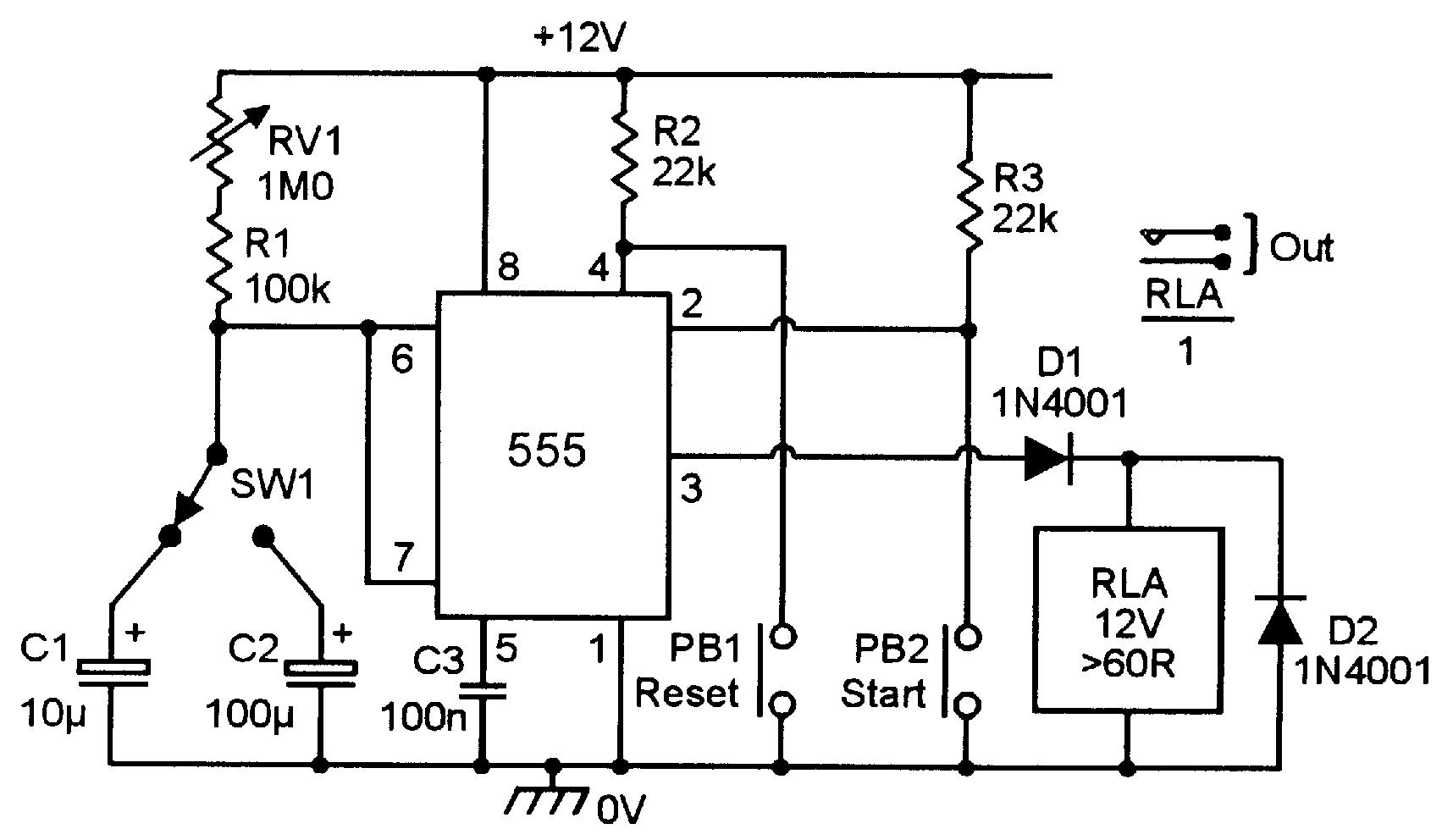 Pleasant 555 Monostable Circuits Nuts Volts Magazine Wiring Cloud Licukshollocom
