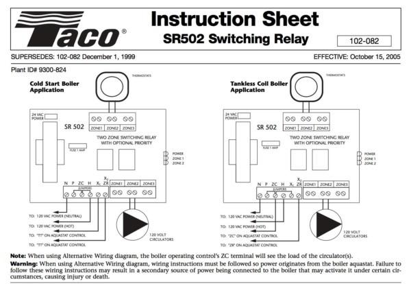 CK_8684] Taco Sr502 Wiring Diagram 4 Download DiagramDylit Momece Mohammedshrine Librar Wiring 101