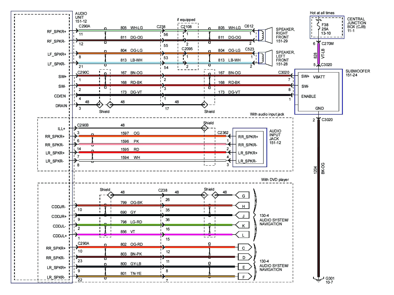2006 mustang radio wiring diagram - wiring diagram base www -  www.jabstudio.it  jab studio