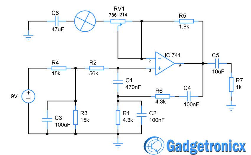 Marvelous Schematic Diagram Of Wien Bridge Oscillator Circuit Wiring Wiring Cloud Xortanetembamohammedshrineorg