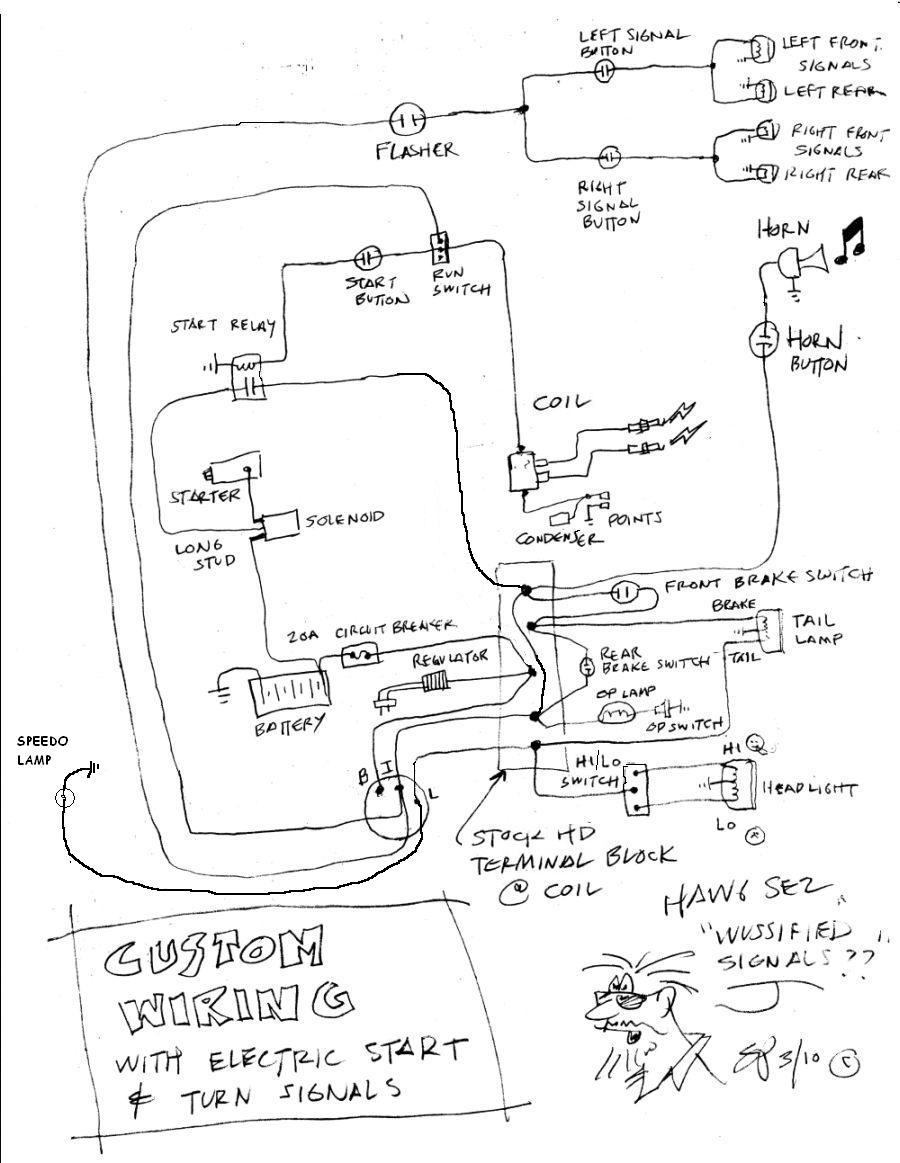 75 Ironhead Wiring Diagram - Stereo Wiring Diagrams For 1985 Ford F 250  Diesel - fisher-wire.2010menanti.jeanjaures37.frWiring Diagram Resource