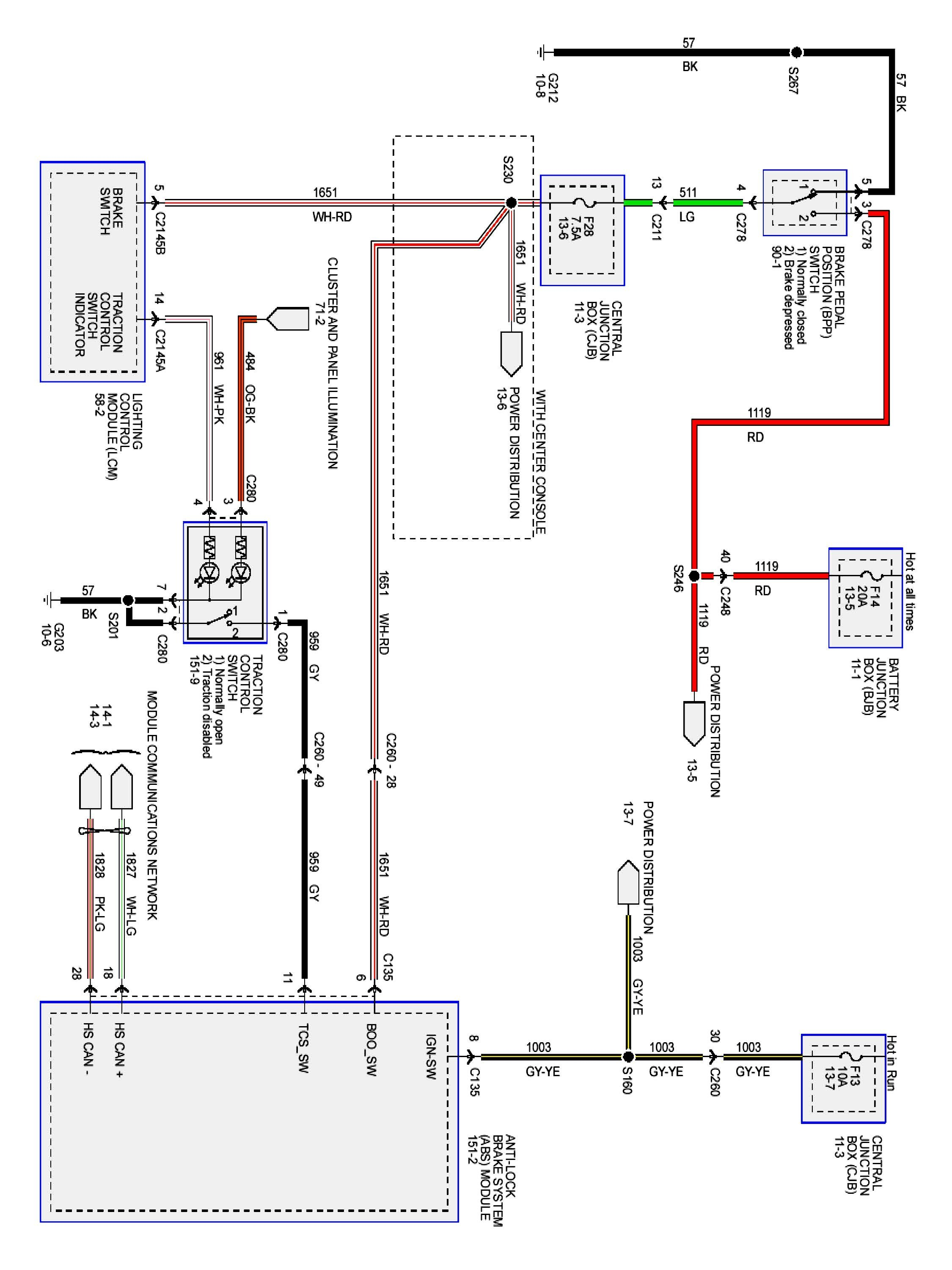 12012 ford crown victoria wiring diagram abs   wiring diagrams post forum  wiring diagram library