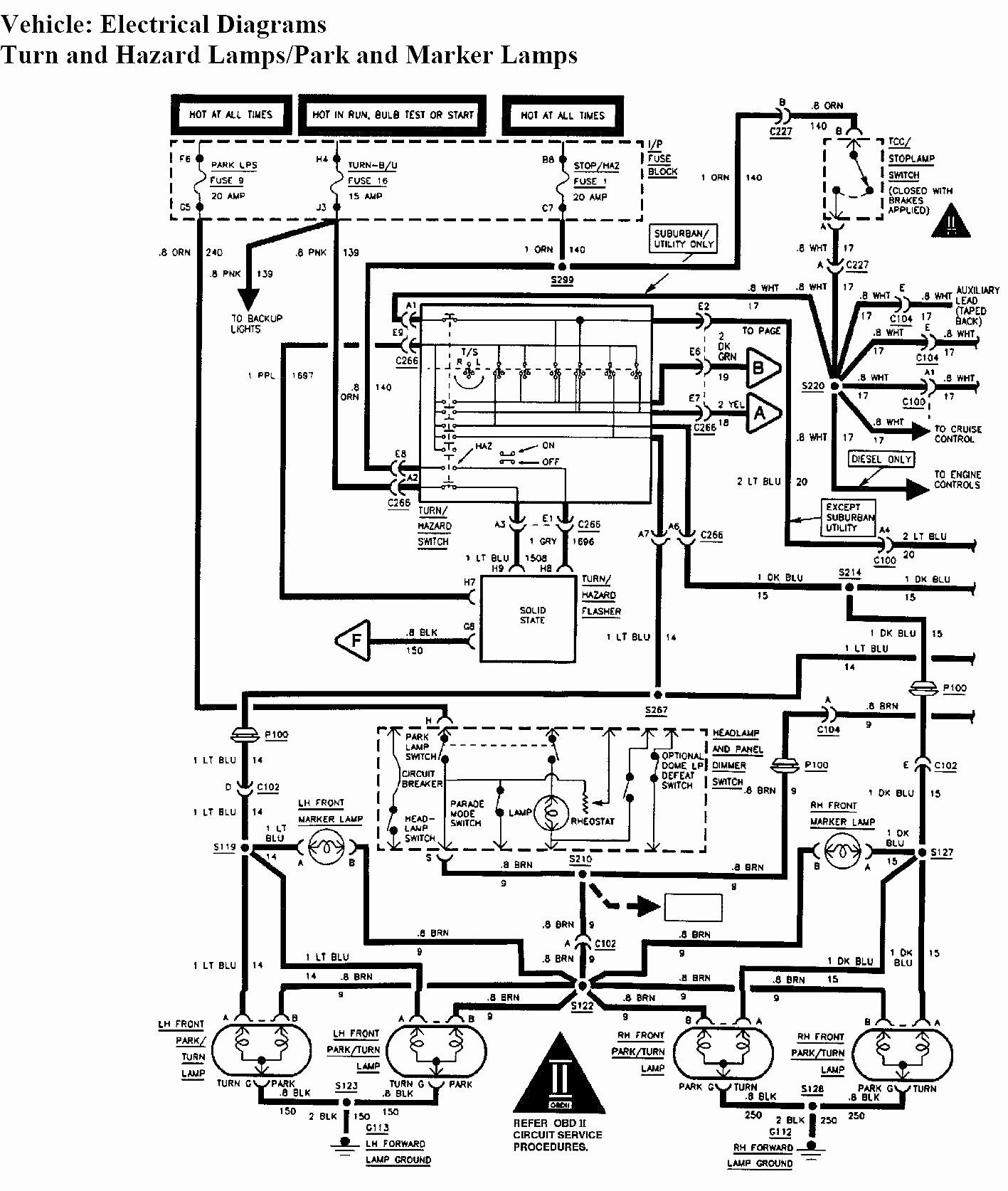 2005 Silverado Wiring Diagram