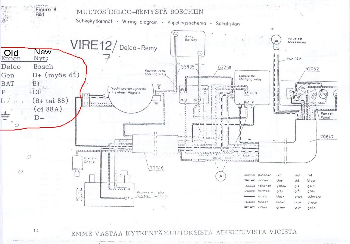 delco starter schematic so 5680  starter generator wiring diagram vire 7 starter generator  starter generator wiring diagram vire 7
