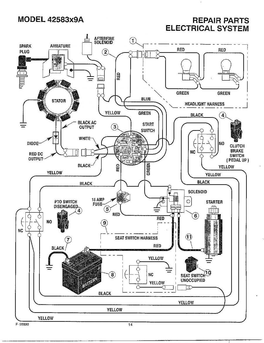 11 hp briggs carburetor diagram wiring schematic 42a707 wiring diagram wiring diagram data  42a707 wiring diagram wiring diagram data